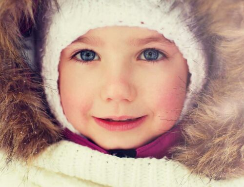 Helping your Children Face Winter Naturally